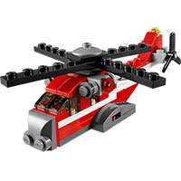 LEGO Creator - Red Thunder