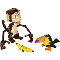 LEGO Creator - Forest Animals