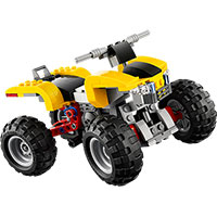 LEGO Creator - Turbo Quad