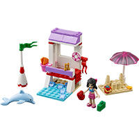 LEGO Friends - Emma's Lifeguard Post