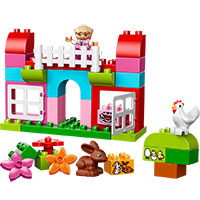LEGO DUPLO All-in-One-Pink-Box-of-Fun