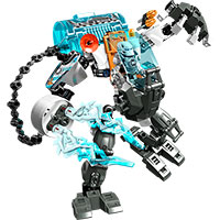 LEGO Hero Factory - STORMER Freeze Machine
