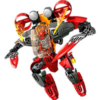 LEGO Hero Factory - FURNO Jet Machine