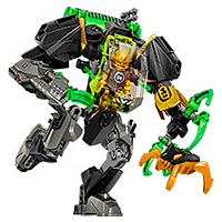 LEGO Hero Factory - ROCKA Stealth Machine