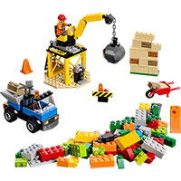 LEGO Juniors Construction