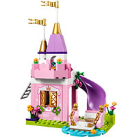 LEGO Juniors - The Princess Play Castle
