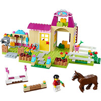 LEGO Juniors Pony Farm