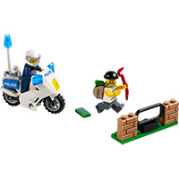 LEGO City Police - Crook Pursuit