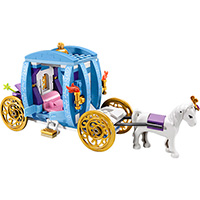LEGO Disney Princess - Cinderella's Dream Carriage