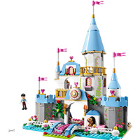 LEGO Disney Princess - Cinderella's Romantic Castle
