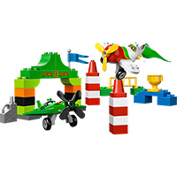 LEGO DUPLO Planes - Ripslinger's Air Race