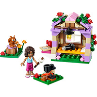 LEGO Friends - Andrea's Mountain Hut