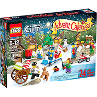 LEGO City Town Advent Calendar