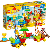 LEGO DUPLO Jake and the Never Land Pirates - Beach Racing