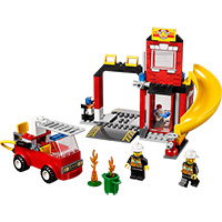 LEGO Juniors - Fire Emergency