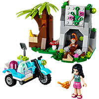 LEGO Friends - First Aid Jungle Bike