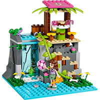 LEGO Friends - Jungle Falls Rescue