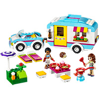 LEGO Friends - Summer Caravan
