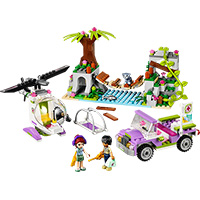 LEGO Friends - Jungle Bridge Rescue