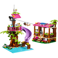 LEGO Friends - Jungle Rescue Base