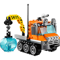 LEGO City Arctic - Arctic Ice Crawler