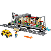 LEGO City Trains - Train Station