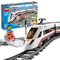 LEGO City Trains - High-Speed Passenger Train