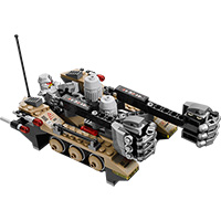 LEGO Ultra Agents - Tremor Track Infiltration