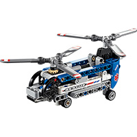 LEGO Technic - Twin-Rotor Helicopter