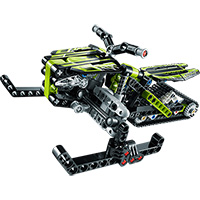 LEGO Technic - Snowmobile