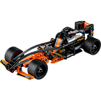 LEGO Technic - Black Champion Racer