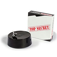 Top Secret Perpetual Spinning Top