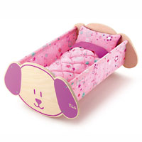 Baby Trudimia Swinging Cradle