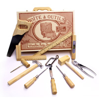 Moulin Roty Large Tool Box Set