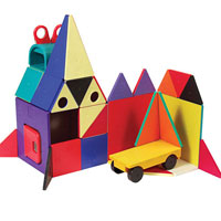 Magna-Tiles DX 48 pc Set