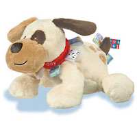 Taggies Buddy Dog - 12 inch