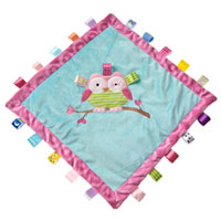 Oodles Owl Cozy Blanket