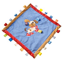 Taggies Buddy Dog Cozy Blanket