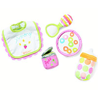Baby Stella - Feeding Set