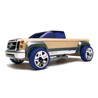 Automoblox Blue T900 Truck