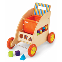 Parents - Stow & Go Activity Cart