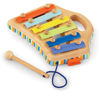 Parents - Colorful Notes Xylophone