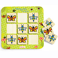 Parents Buzzing Bug Tic-Tac-Toe