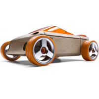 Automoblox A9-S - Orange Convertible
