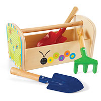 Parents Lets Grow!  Garden Tool Set