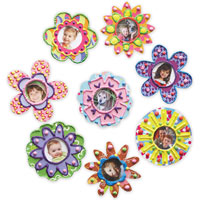 Groovy Girls Design Your Own Frame-It-Fabulous Magnetic Frames