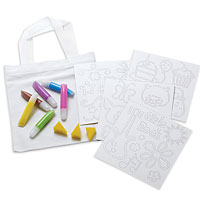 Groovy Girls Design Your Own Paint-It-Cool Bag