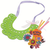 Groovy Girls Design Your Own Flowerific Necklace Set
