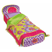 Groovy Style Bodacious Bed