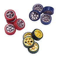 Motorworks Vehicle Accessory Kit - Racing Wheels 1.0